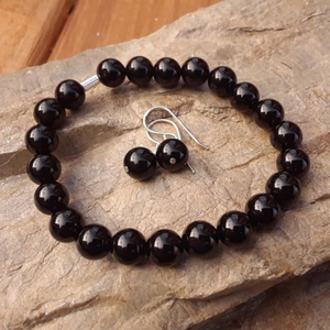 Onyx Intention Necklace
