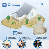 The Hydro Pet – Deluxe Bundle with Automatic Timer