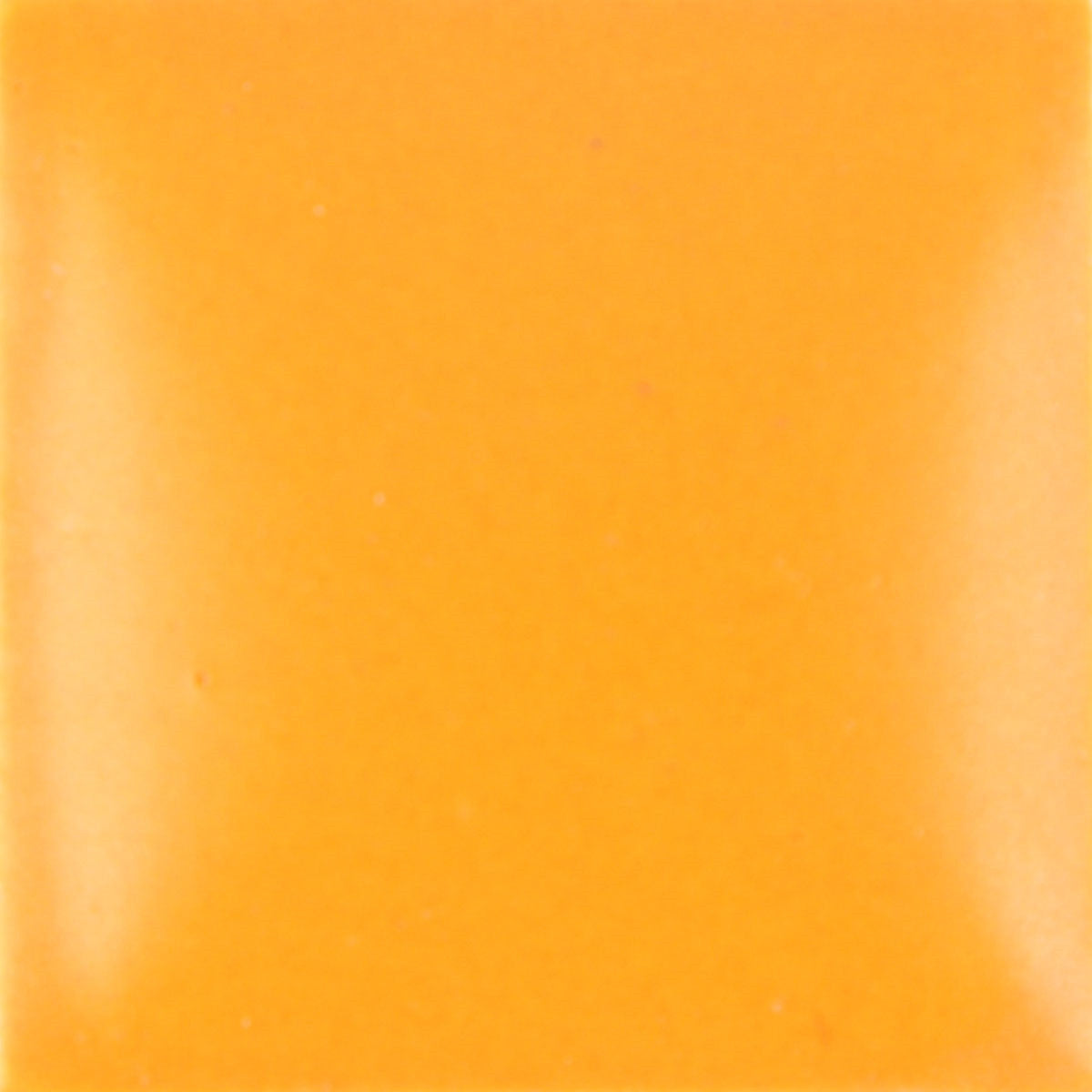 Duncan SN355 Orange Fizz Satin Glaze