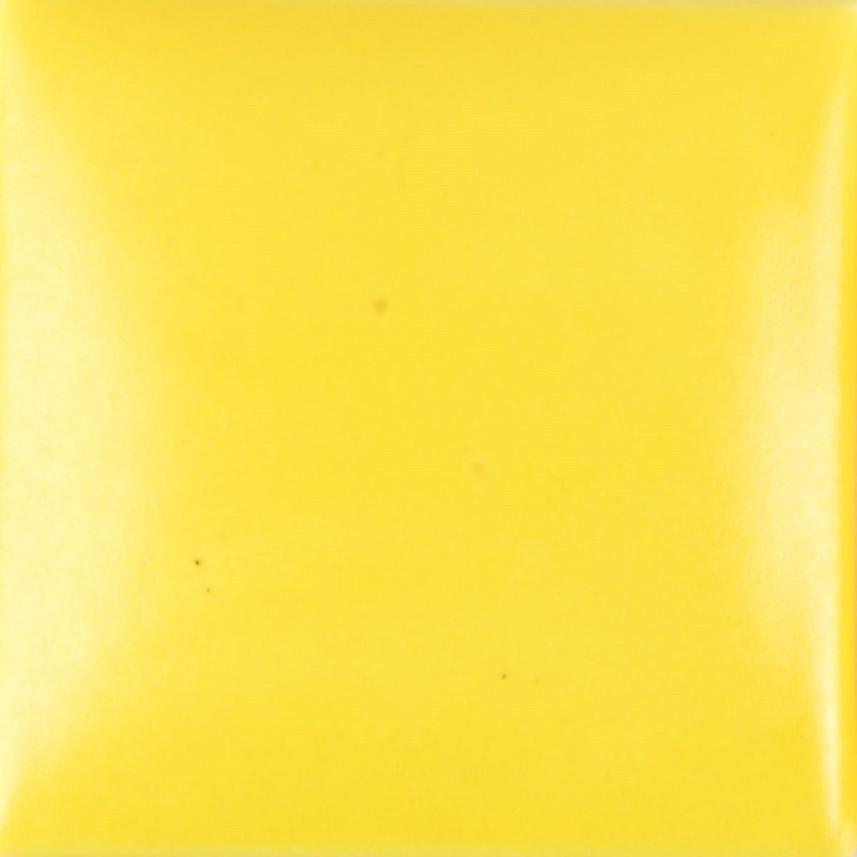 Duncan SN374 Neon Yellow Satin Glaze
