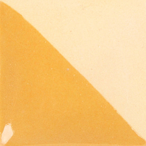 Duncan CC105 Sungold Yellow Cover Coat Underglaze, 2 oz