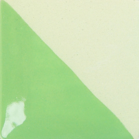 Duncan CC150 Medium Green Cover Coat Underglaze, 2 oz
