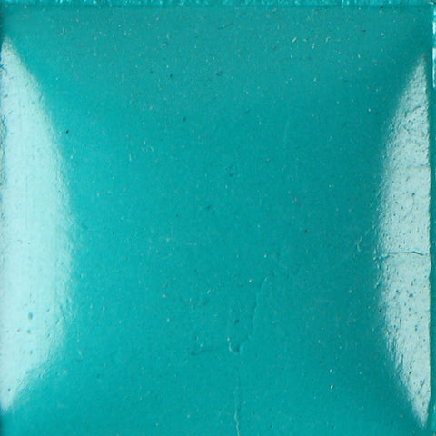 Duncan OS468 Deep Turquoise Opaque Bisq-Stain, 2 oz