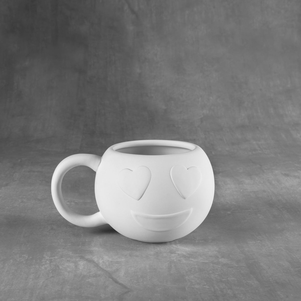 Duncan - 37097 Bisque Love Mug - Sounding Stone
