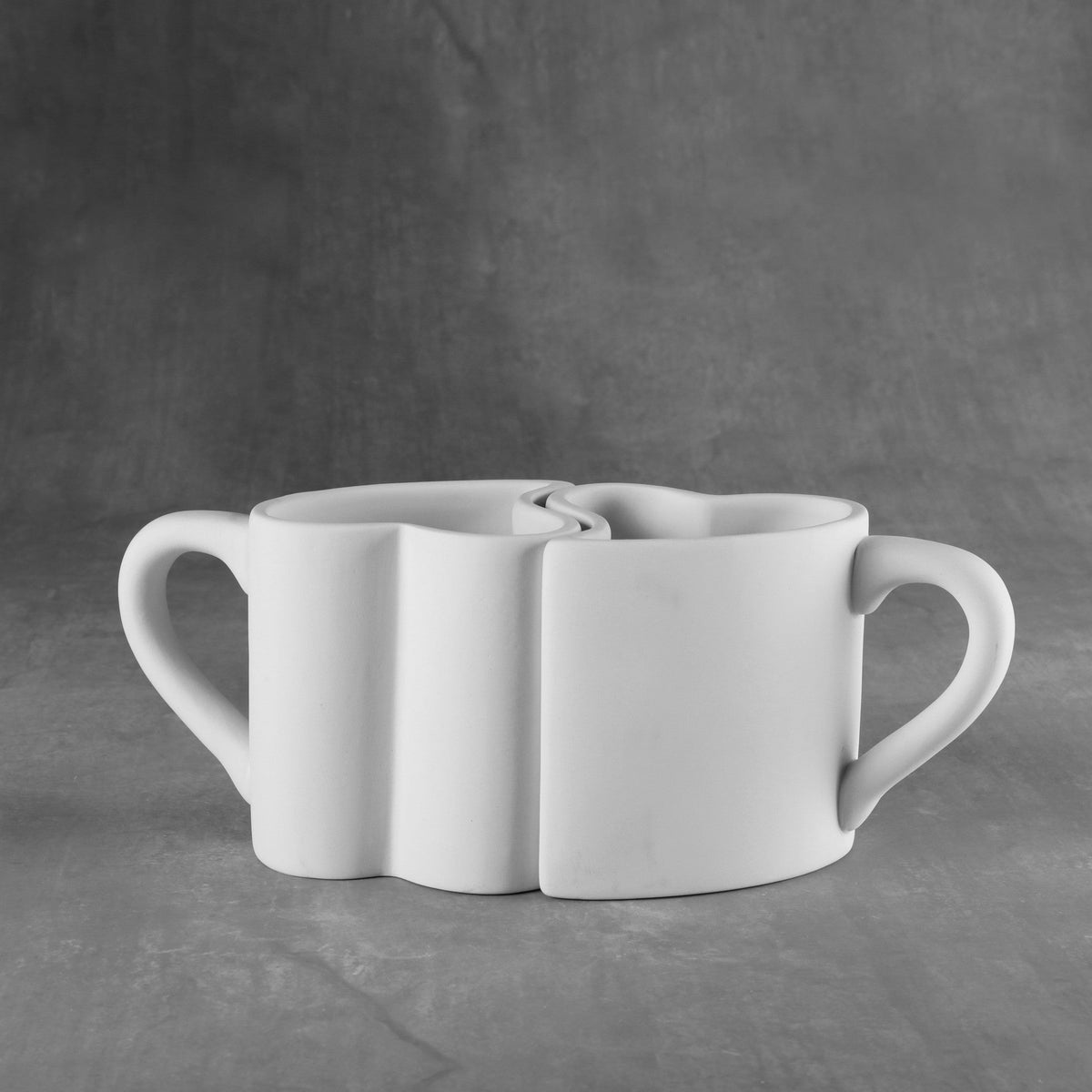 Duncan - 37094 Bisque Heart Mug - Sounding Stone