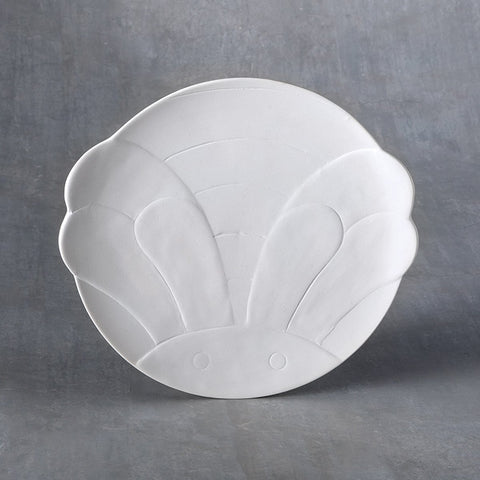 37475 Bisque Bumble Bee Plate