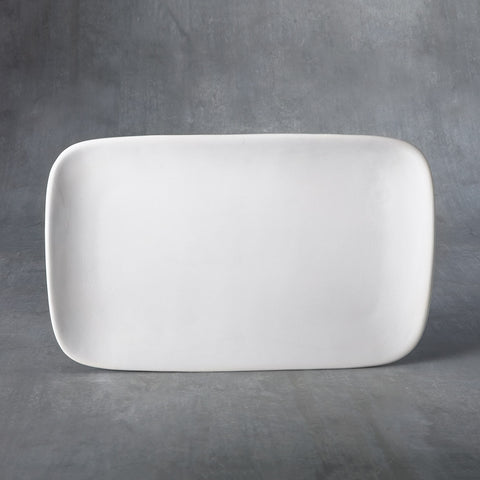 37467 Bisque Squrve Dinner Plate