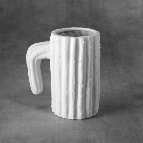 Duncan - 37478 Bisque Cactus Mug - Sounding Stone