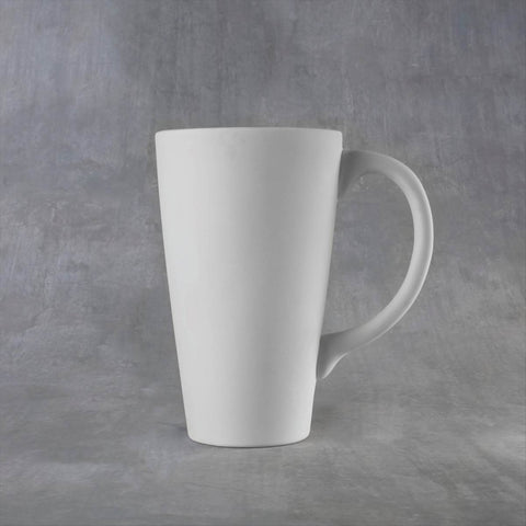 Duncan 38105 Bisque Giant Mug 28 oz