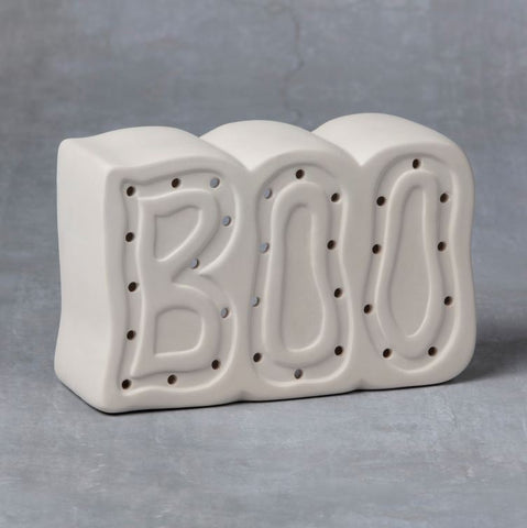 43276 Bisque Light-Up Boo