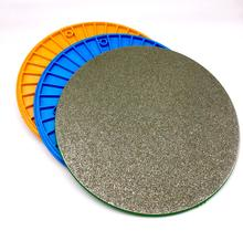 "DiamondCore 12 inch Diamond Grinding Disc on 12"" Bat (sold separately)"