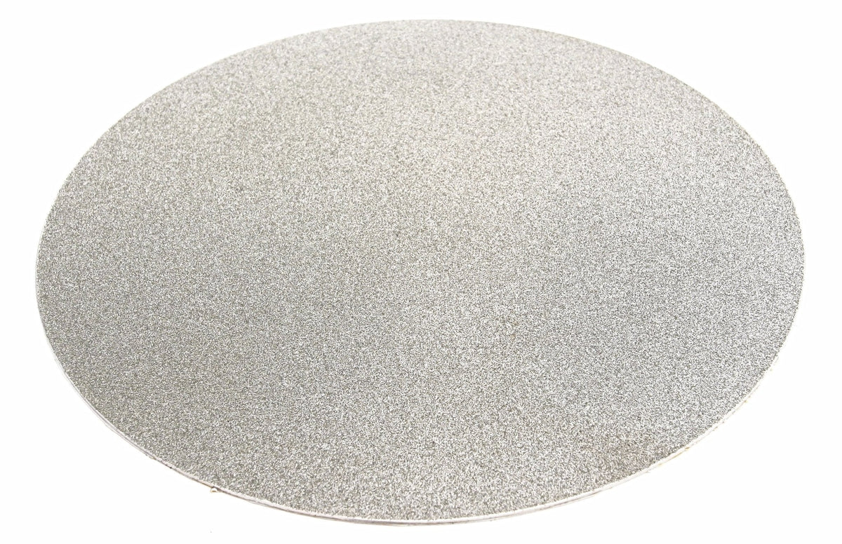 DiamondCore 12 inch Diamond Grinding Disc (sold separately)