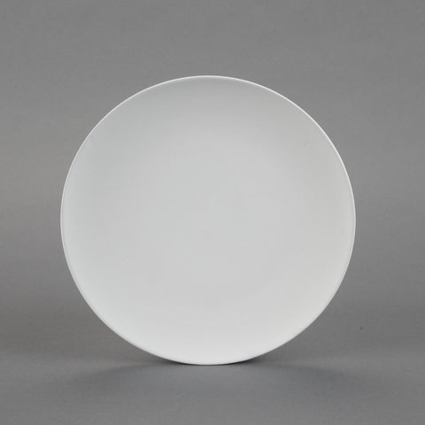 Duncan - 21426 Coupe Bisque Dinner Plate - Sounding Stone
