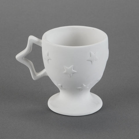 Duncan - 21675 Bisque Star Mug - Sounding Stone