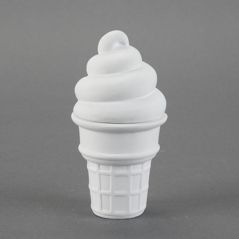 Duncan - 21777 Bisque Ice Cream Cone Box - Sounding Stone