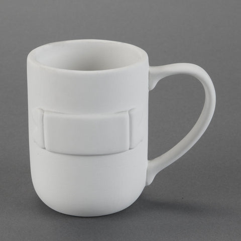 Duncan - 21999 Bisque Banner Mug - Sounding Stone