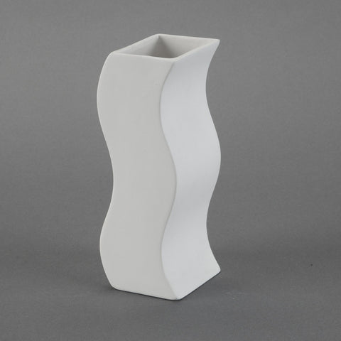 Duncan - 25810 Bisque Puzzle Vase (Side) - Sounding Stone