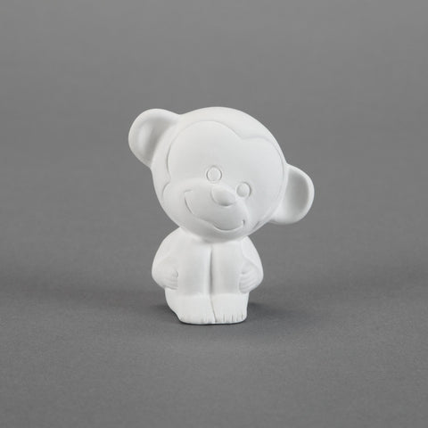 Duncan - 26776 Bisque Tiny Tot Momo the Monkey - Sounding Stone