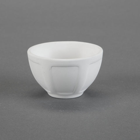 Duncan - 28553 Bisque Small Latte Bowl - Sounding Stone