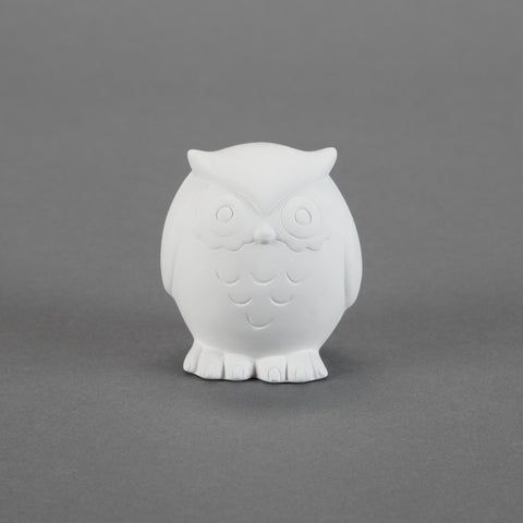 Duncan - 28560 Bisque Tiny Tot Hoot - Sounding Stone