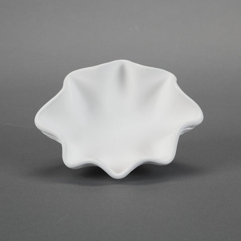 Duncan - 29064 Bisque Small Shell Bowl - Sounding Stone