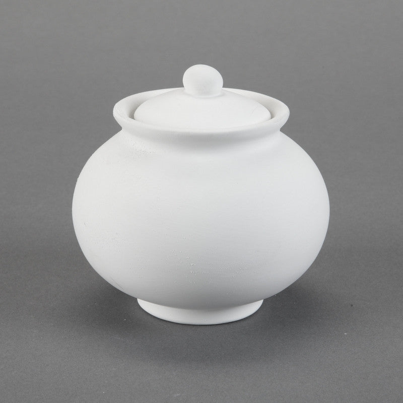 Duncan - 29202 Bisque Sugar Bowl - Sounding Stone