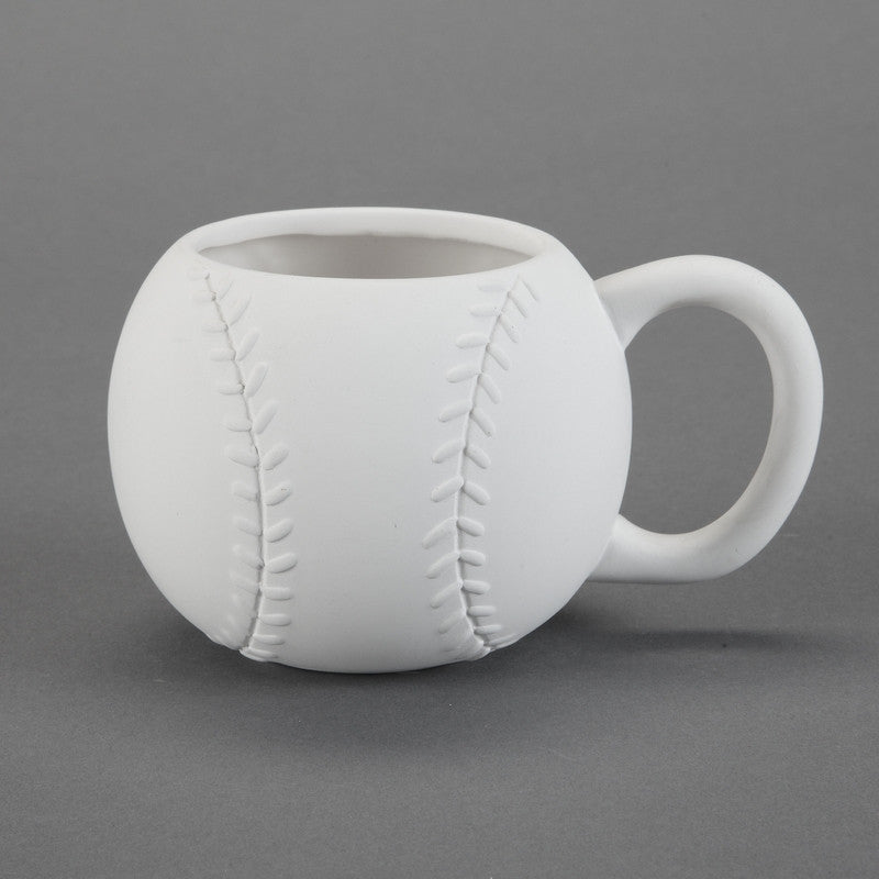 Duncan - 30621 Bisque Baseball Cup - Sounding Stone