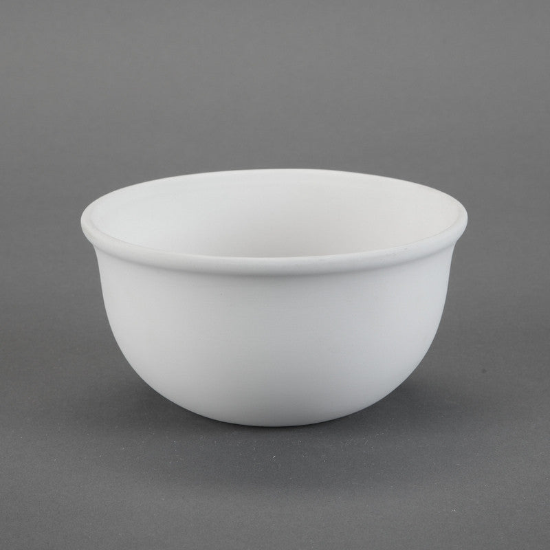 Duncan - 31507 Bisque Small Mixing Bowl - Sounding Stone