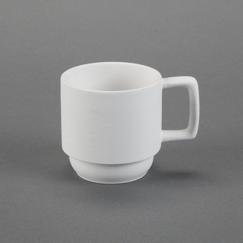 Duncan - 31512 Bisque Stackable Mug - Sounding Stone