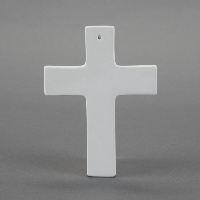 Duncan - 32785 Bisque Traditional Cross - Sounding Stone