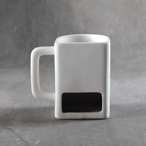 Duncan - 32787 Bisque Cookies and Milk Mug - Sounding Stone