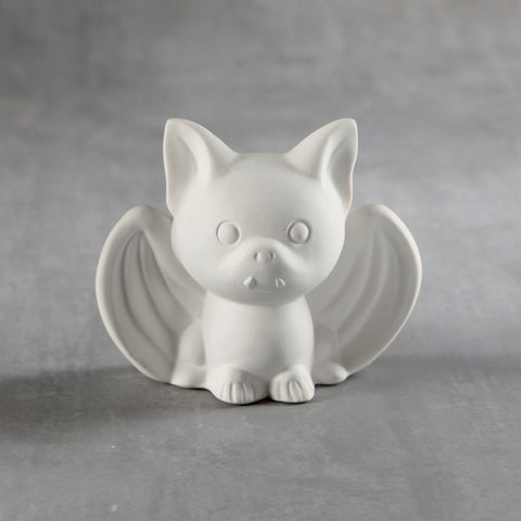 Duncan - 32853 Bisque Tiny Tot Fang the Bat - Sounding Stone