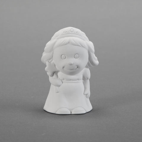 Duncan - 32924 Bisque Tiny Tot Princess - Sounding Stone