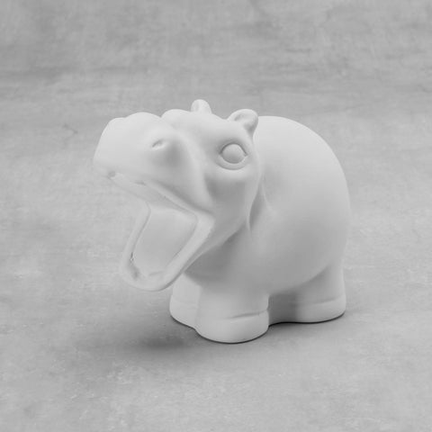 Duncan 38564 Bisque Tiny Tot Hippo