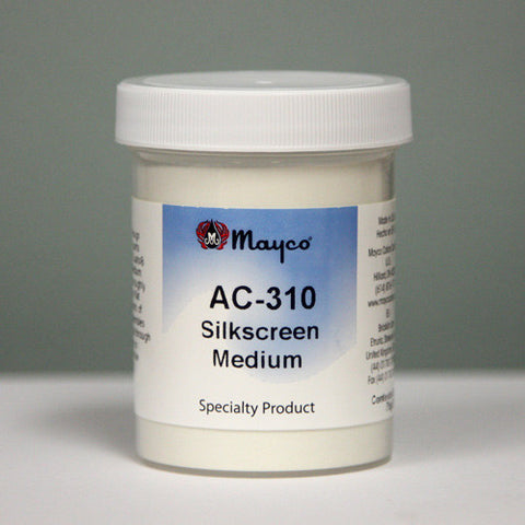 Mayco - AC310 Silkscreen Medium, 75 grams - Sounding Stone