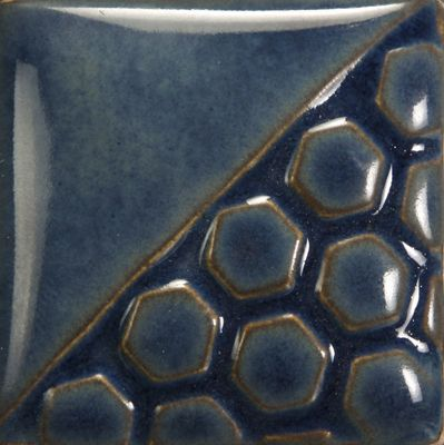 Mayco EL118 Blue Grotto Elements Glaze