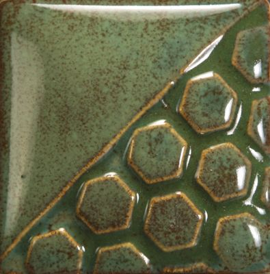 Mayco EL131 Turtle Shell Elements Glaze
