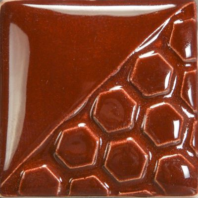 Mayco EL132 Rust Red Elements Glaze