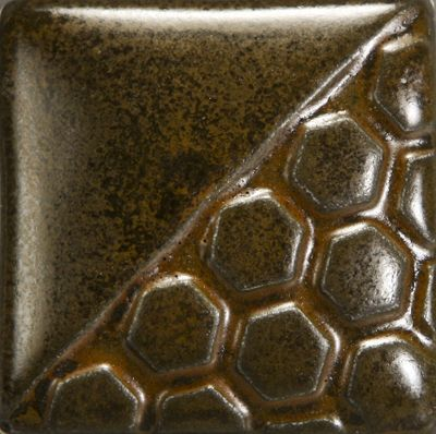 Mayco EL141 Aged Bronze Elements Glaze
