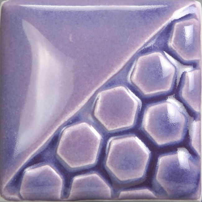 Mayco EL149 Lavender Flower Elements Glaze