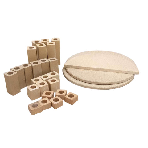 Furniture Kit No. 1 - For KM818-3 Kilns