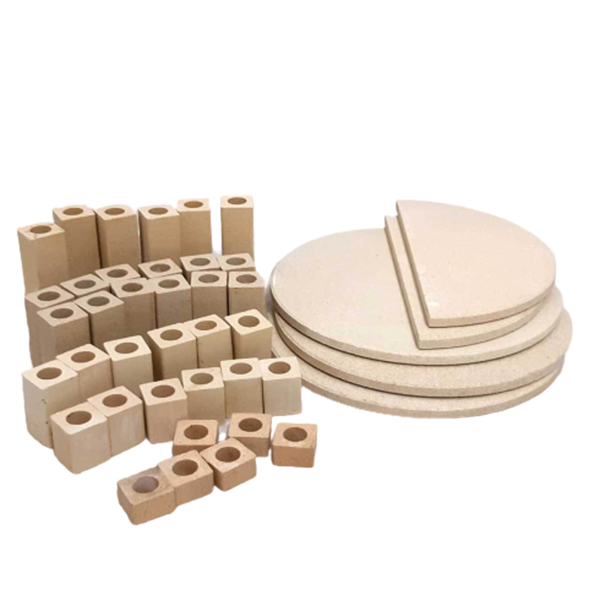 Kiln Furniture Kit No. 2 - For KM822-3 Kilns
