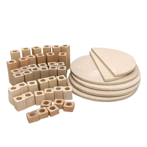 Kiln Furniture Kit No. 3 - For KM827-3 Kilns
