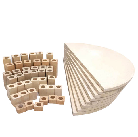 Kiln Furniture Kit No. 7 - For KM1227-3 Kilns