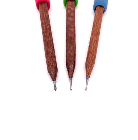 DiamondCore 3-Piece Sgraffito Stylus Set L1, L2, L3