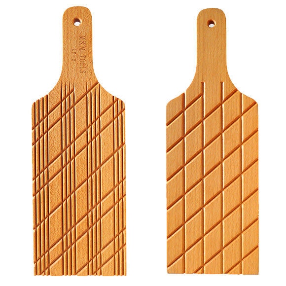 MKM Tools Large Texture Wood Paddle LP-02