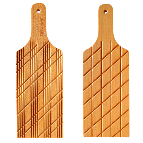 MKM Tools Large Texture Wood Paddle LP02
