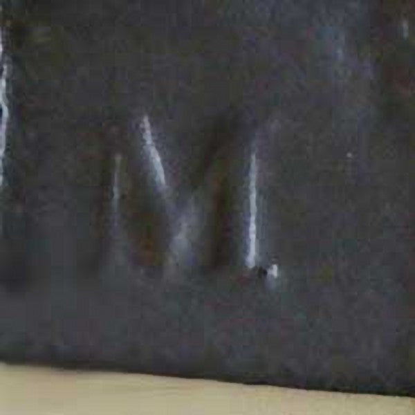 MF182 Smooth Matt Black Medium Fire Stoneware Glaze
