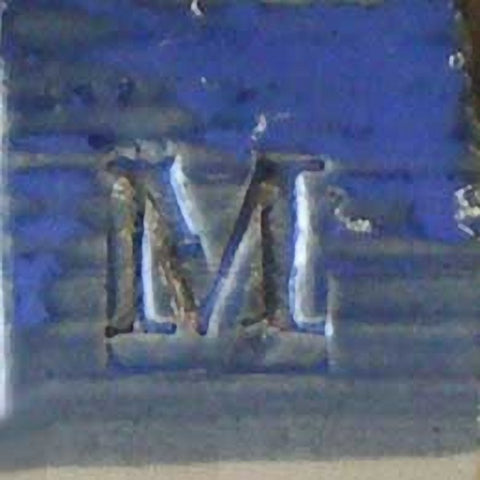MF31 Ultramarine Blue Medium Fire Stoneware Glaze