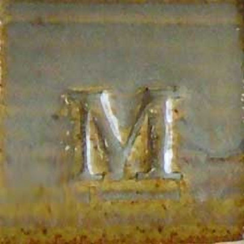 MF37 Mottled Caramel Brown Medium Fire Stoneware Glaze